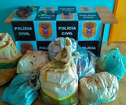 Forças de segurança deflagram Operação Salutem em Confresa e cumprem 5 mandados de busca e apreensão; 2 foram presos