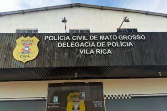 Homem condenado a 31 anos por estupro de vulnerável é preso pela PJC em Vila Rica