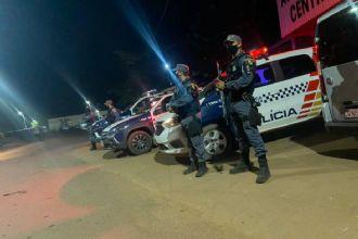 Polícia Militar realiza fiscalização nas entradas de Confresa para coibir acidentes
