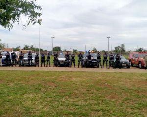 Comando Regional da PM desencadeia Operação de Fim de Ano no Norte Araguaia