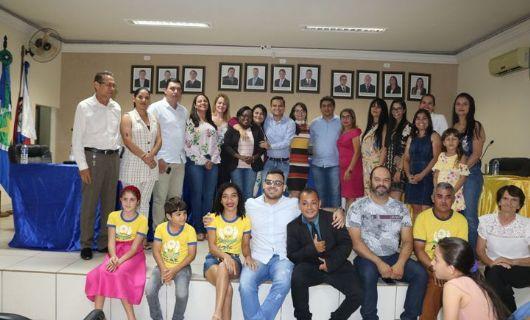 Posse da nova diretoria da APAE acontece em Confresa e reúne população na Câmara Municipal