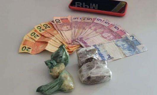 Polícia Militar prende mulheres suspeitas de tráfico de drogas