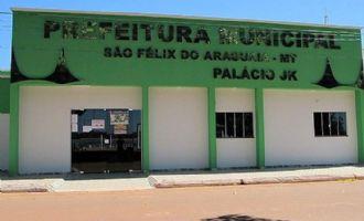 Processo Seletivo da prefeitura de São Felix do Araguaia é divulgado com 29 vagas