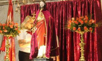 Festa em louvor a Cristo Rei acontece em zona rural de Confresa