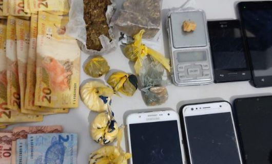 Oito suspeitos são presos em Nova Xavantina por ligação a facção criminosa
