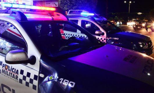 PM de Confresa prende homem com mandado de prisão em aberto por Homicídio em Goiânia (GO)