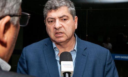 Maluf diz que orçamento caiu R$ 25 milhões e pede incremento