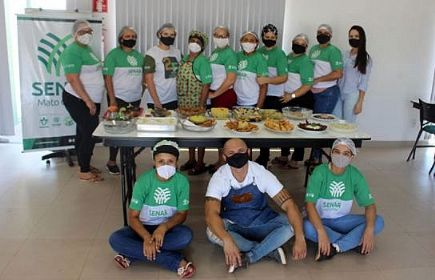 Sindicato Rural de Confresa realiza curso para produção de alimentos derivados de peixe