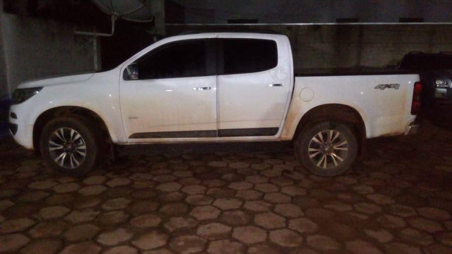 Em resposta rápida, PM prende assaltante e recupera dois veículos em Confresa; veja fotos