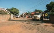 Mais ruas e avenidas de Confresa recebem implantação de lombadas