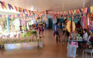 Escola de Confresa organiza Arraiá Junino para alunos