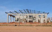 Obras da nova sede da Secretaria de Infraestrutura de Confresa seguem em execução