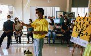 Profissionais da Assistência Social recebem palestra sobre o Setembro Amarelo em Confresa