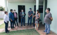 Reitor da Unemat faz visita técnica na prefeitura de Confresa para definir futuro da instituição no município