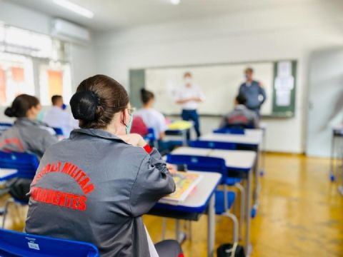 Escola Estadual Militar Tiradentes abre processo seletivo com quase 500 vagas para Confresa e Vila Rica