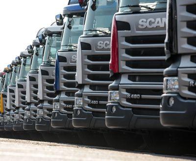 Venda de caminhões cresce 63% em relação ao primeiro trimestre de 2020 em MT