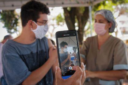 Covid-19: País ultrapassa 100 milhões de pessoas com imunização completa