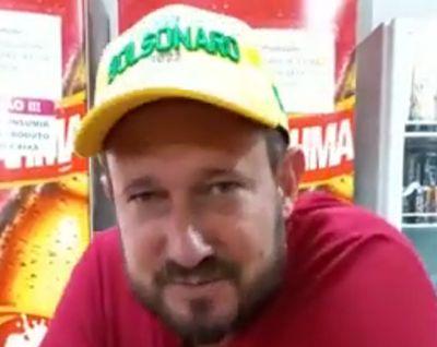Exclusivo: empresário de Confresa mudará a fachada de sua empresa para verde e amarelo em apoio ao movimento pró-bolsonarista