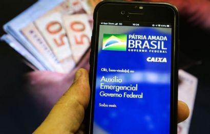 Auxílio emergencial é prorrogado por mais três meses pelo governo