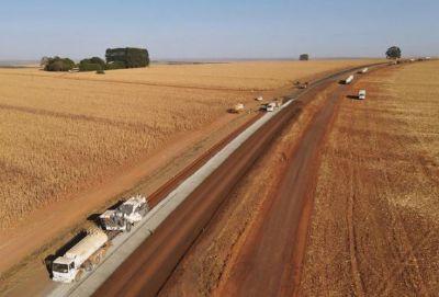 DNIT avança nas obras de restauração da BR-364 em Mato Grosso