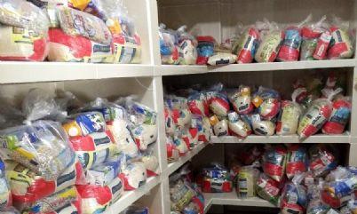 Escola Creuslhi de Souza Ramos continua entrega de cestas básicas e apostilas para alunos em Confresa