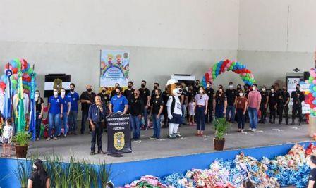 Evento em comemoração ao Dia das Crianças reúne mais de 1,5 mil pessoas em Água Boa