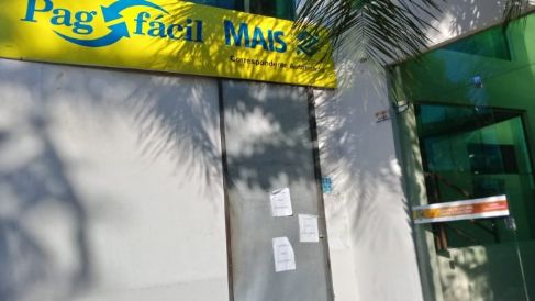 Assalto à mão armada fecha por tempo indeterminado mini agência do BB em Nova Xavantina