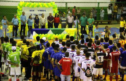 Começa neste sábado em Vila Rica a Copa Aldenor Lira de Futsal