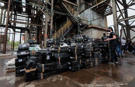 Tolerância Zero - Mato Grosso quebra recorde e apreende mais de 22 toneladas de drogas em 2021