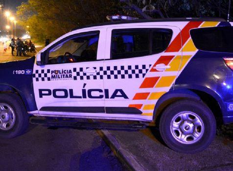 Para se defender de agressão, mulher esfaqueia marido em residência de Confresa