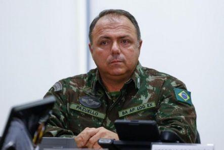 General garante a Mendes novos equipamentos a MT para tratar Covid