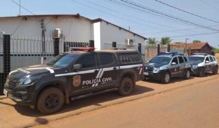 PJC prende mulher que obrigava criança de 11 anos a vender drogas e se prostituir em Confresa