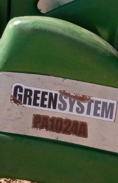 Plataforma de milho é furtada de fazenda em Canarana