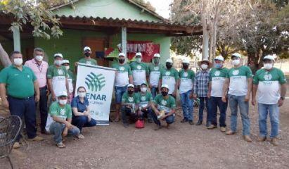 Produtores Rurais de Água Boa recebem qualificação através de cursos realizados em parceria da prefeitura com o Sindicato Rural e Senar-MT