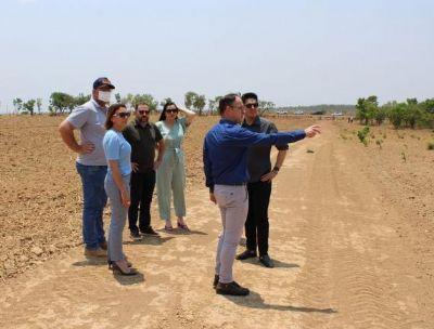 Projeto da Ferrovia de Integração do Centro-Oeste (FICO) é debatido em reunião em Água Boa (MT)