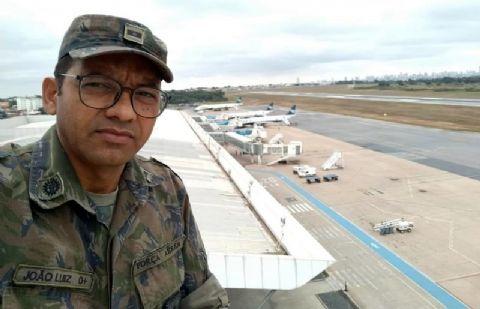 Sargento da Aeronáutica de São Félix do Araguaia desafia limites e impõe pedal de 1.200 km