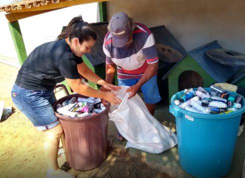 Seu frasco de desodorante pode ajudar animais de ruas do Araguaia – Entenda