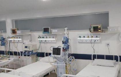 Hospital Regional de Água Boa ativa 10 leitos de UTI para o tratamento de pacientes com Covid-19