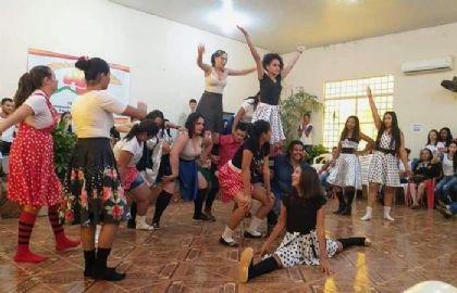 Alunos de Vila Rica apostam em atividades culturais para explicar diversidade cultural