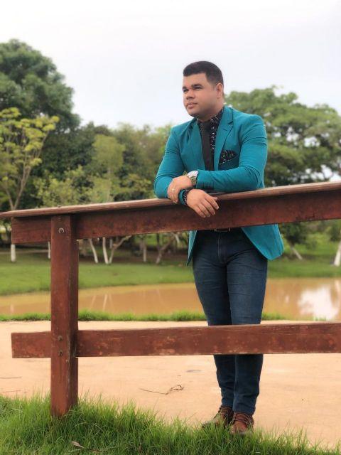 Cantor gospel de Confresa lança clipe sobre fé em momento de pandemia