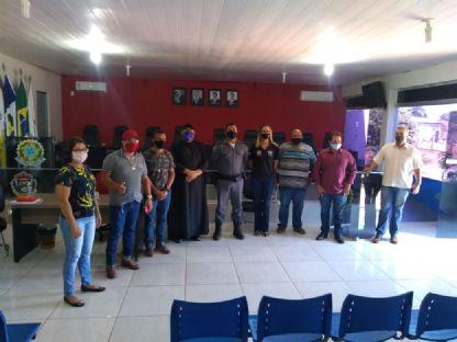São José do Xingu terá atividade delegada da Polícia Militar e videomonitoramento