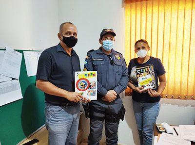 Proerd planeja início das aulas em Confresa e Vila Rica