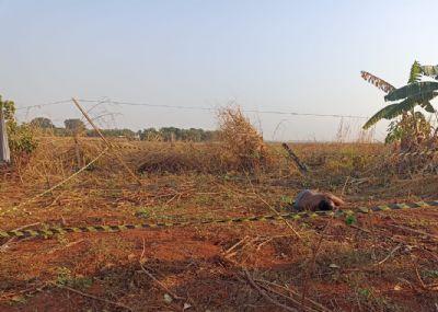 Homem é morto a tiros em São José do Xingu