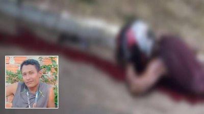 Motociclista morre após bater em poste e ter corpo dividido ao meio em Água Boa