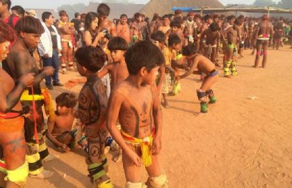 Projeto Xingu Olímpico pretende levar esporte profissional a povos indígenas