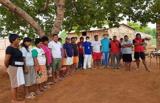 Empaer cadastra famílias indígenas do Araguaia para Fomento às atividades produtivas rurais
