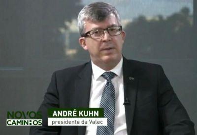 Em entrevista, presidente da Valec fala sobre a Ferrovia de Integração Centro-Oeste (FICO)