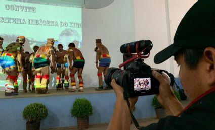 Cineastas indígenas levam cultura dos povos do Xingu ao público infanto-juvenil