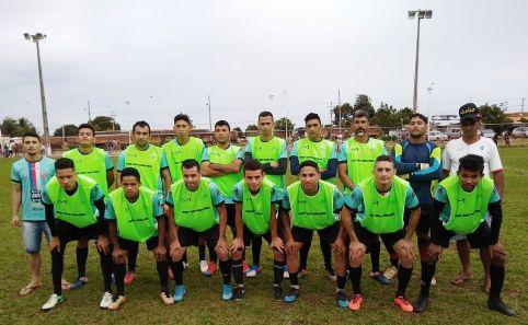 Pavilhão Futebol Clube é campeão do Intermunicipal de Clubes Regional em Confresa