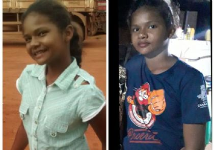 Menina de 11 anos desaparece em Porto Alegre do Norte e família busca por informações
